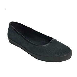EILEEN FISHER round toe flats shoes glee dusted